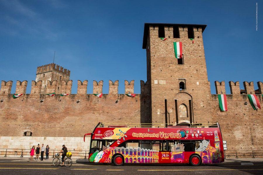 City Sightseeing Verona Castelvecchio