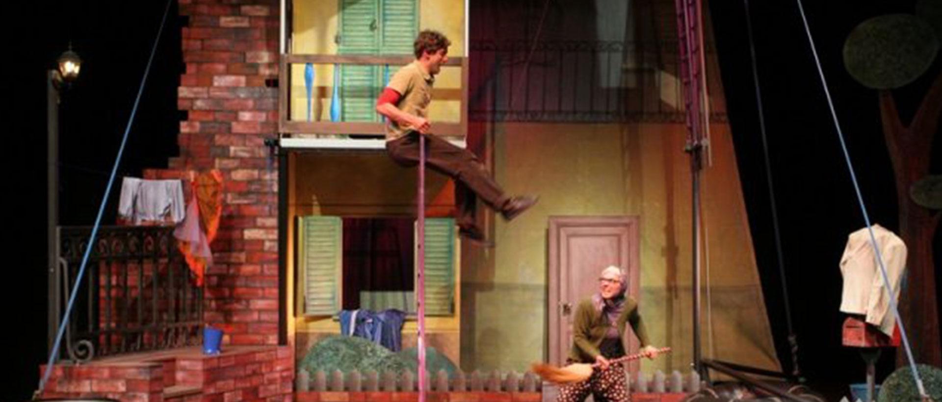 Teatro per le Famiglie: Kolok con Milo e Olivia al Teatro Salieri di Legnago
