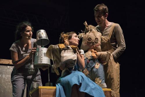 Il mago di Oz al Teatro Stimate