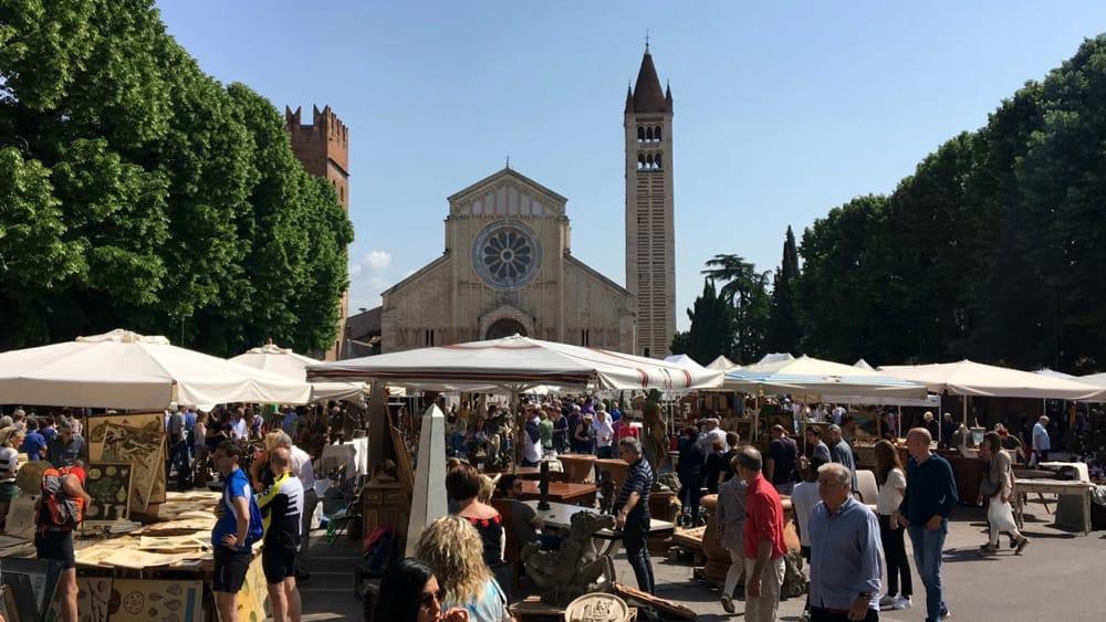 Mercatino Antiquariato Verona