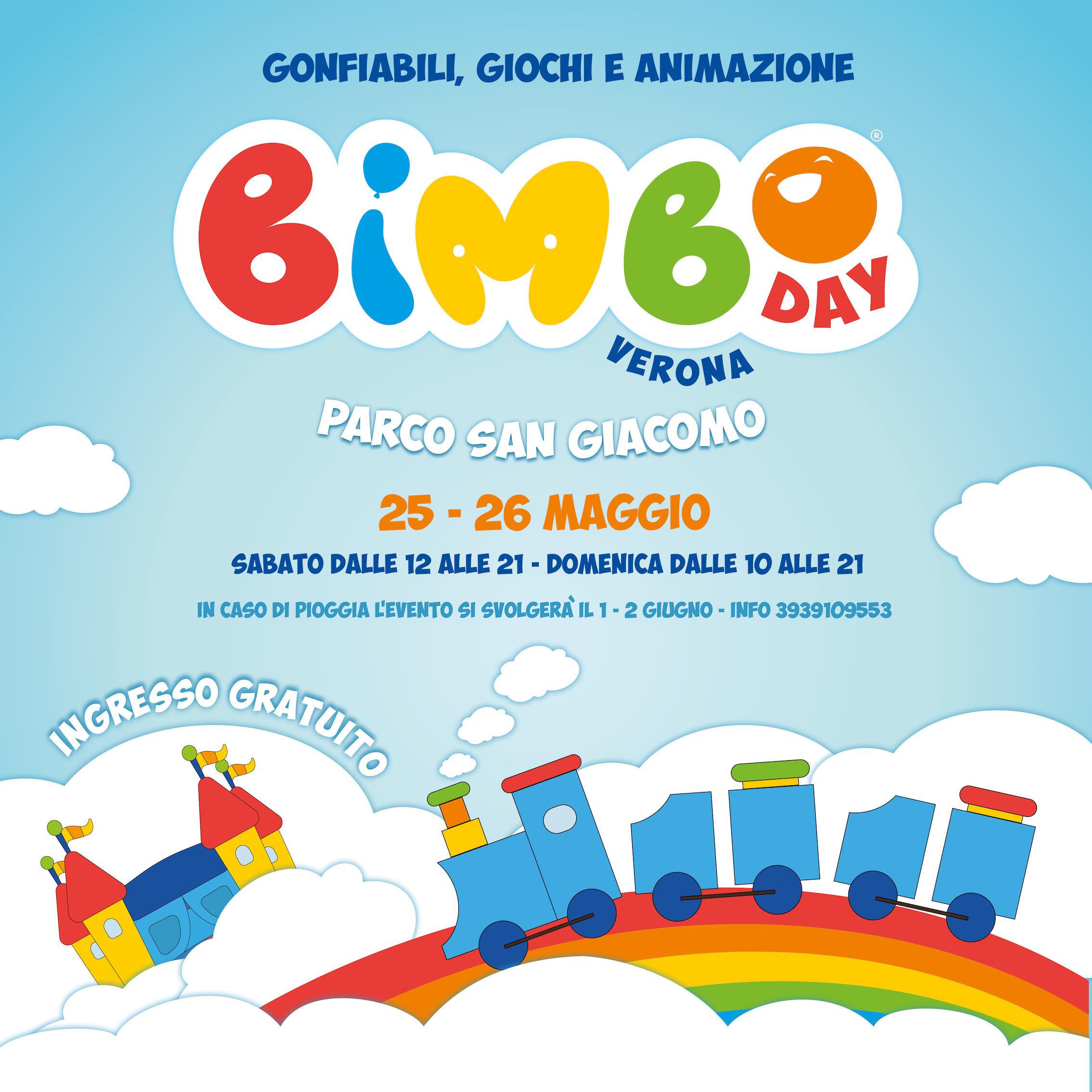 """Quarta edizione per """"Bimbo Day"""", manifestazione dedicata alle famiglie e ai bimbi"""