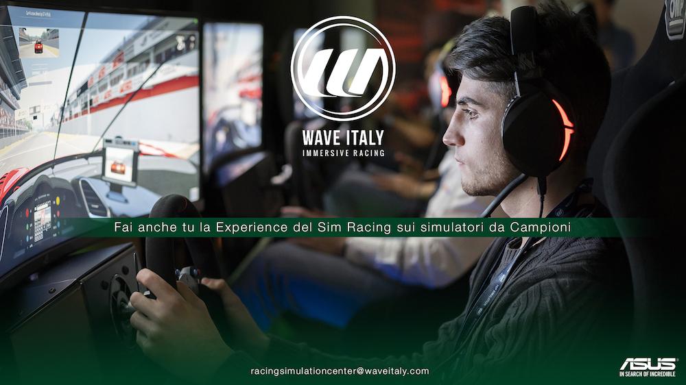 La simulazione di guida reale arriva a Verona nel nuovo Racing Simulation Center