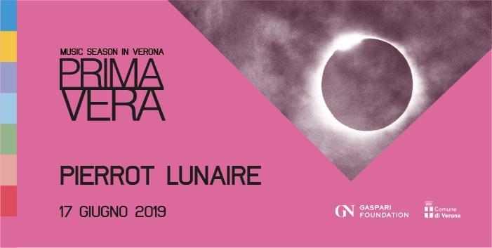 """Ultimo appuntamento della rassegna Primavera – Music Season con il concerto """"Pierrot Lunaire"""""""