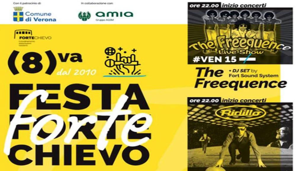 Nona edizione della Festa delle associazioni Forte Chievo