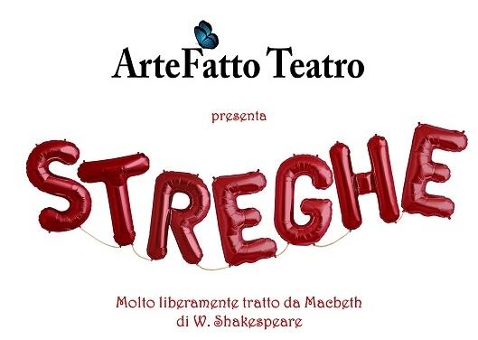 """Streghe, una """"commedia insolitamente tragica"""" al Chiostro di Sant'Eufemia"""