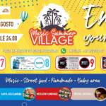 Music Summer Village per la Sagra di San Lorenzo di Pescantina
