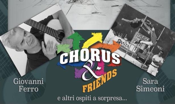 Chorus & Friends 2019, la classe di Ferro, il volo di Sara