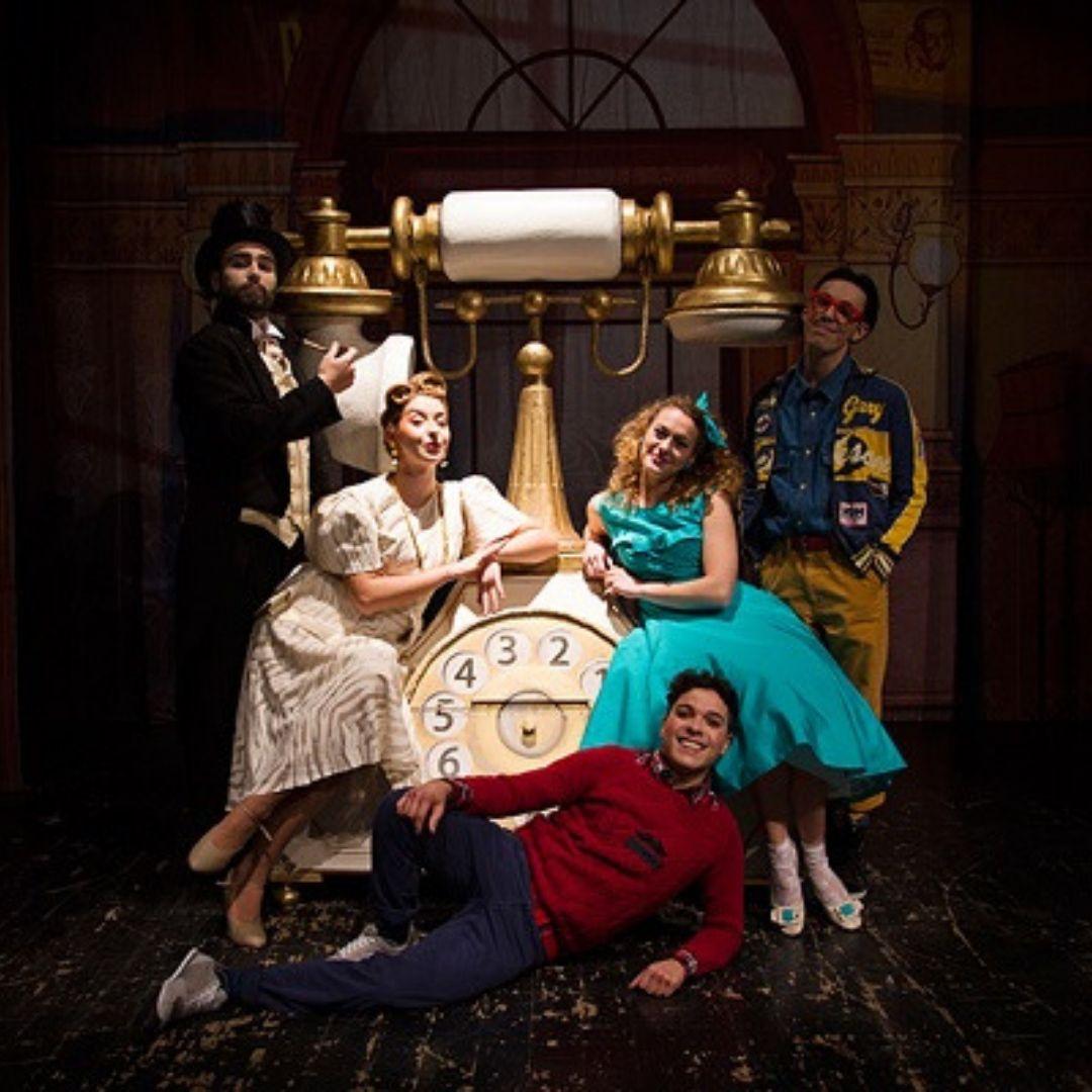 Favole al telefono, una commedia dedicata ai 100 anni dalla nascita di Gianni Rodari