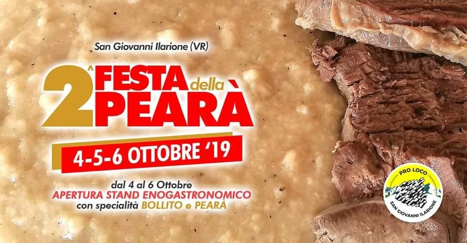 Festa della pearà e del bollito a San Giovanni Ilarione