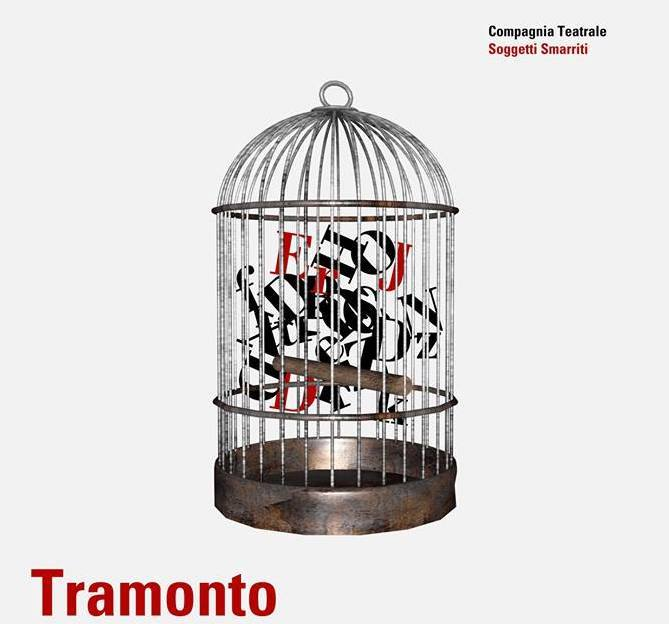 """La compagnia Compagnia Teatrale Soggetti Smarriti presenta lo spettacolo """"Tramonto"""""""