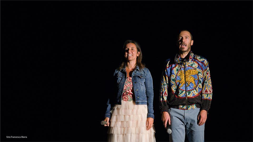 Lo spettacolo Calcinculo in scena al Teatro Nuovo di Verona