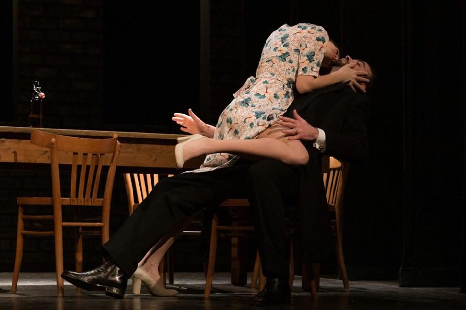 La signorina Julie è di scena al Teatro Laboratorio di Verona