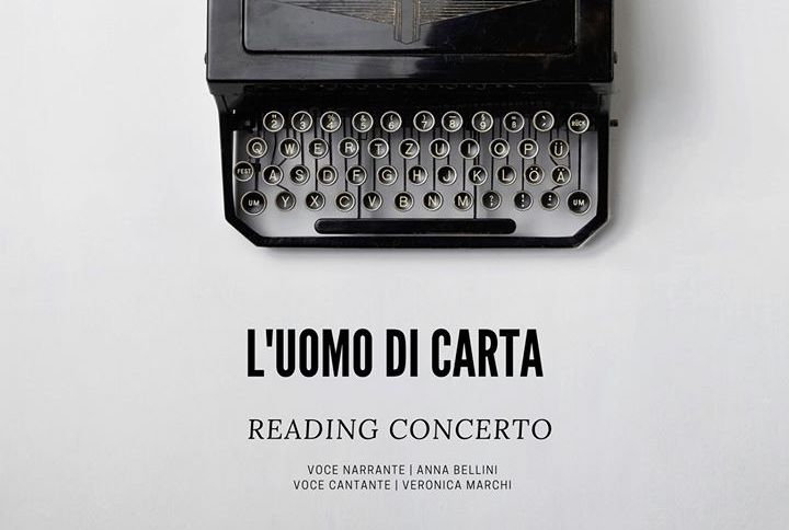 L'uomo di carta al Teatro Laboratorio di Verona