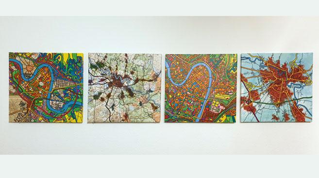 """Beyond"" alla Galleria d'Arte Moderna Achille Forti"