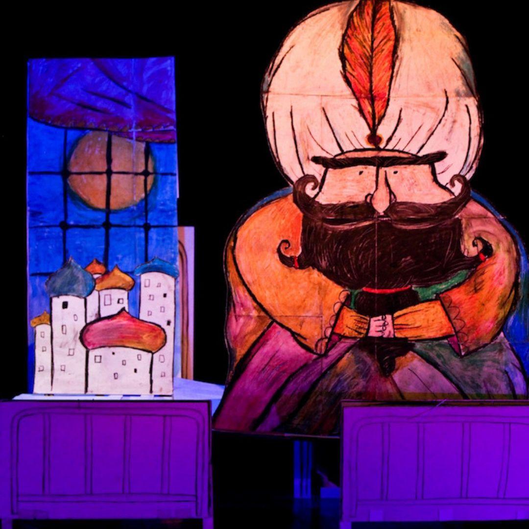 Il Barone di Münchhausen al Teatro Stimate