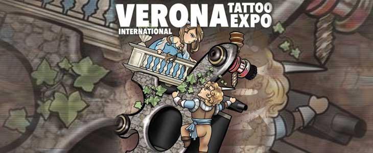 Alla Fiera di Verona la terza edizione del Verona International Tattoo Expo