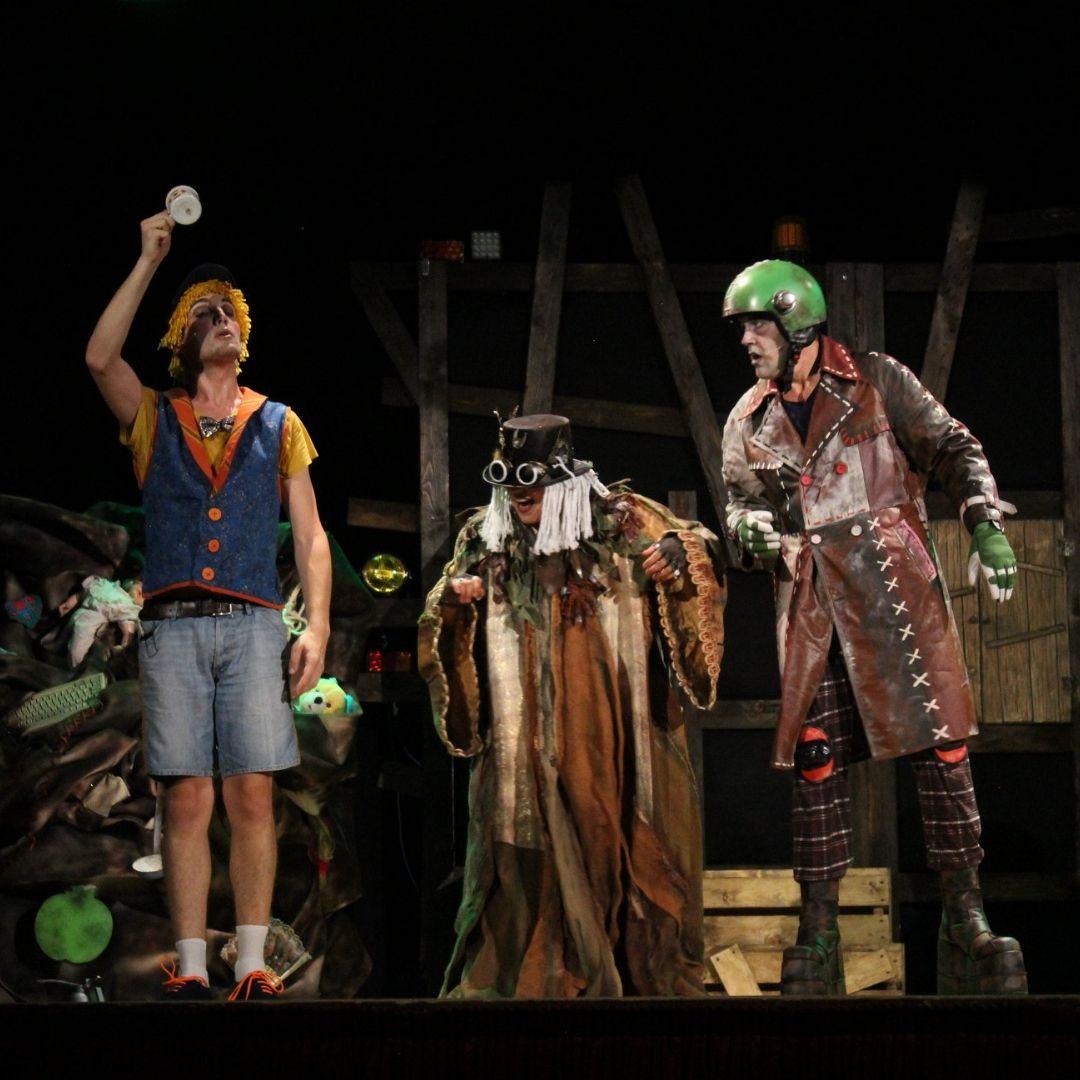 """""""Ma perchè tutti mi chiamano Frankenstein?"""" al Teatro Stimate"""
