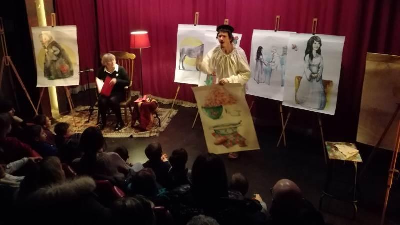 La vera storia di Santa Lucia in scena al teatro Modus