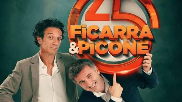 Ficarra e Picone festeggiano i 25 anni di carriera all'Arena di Verona