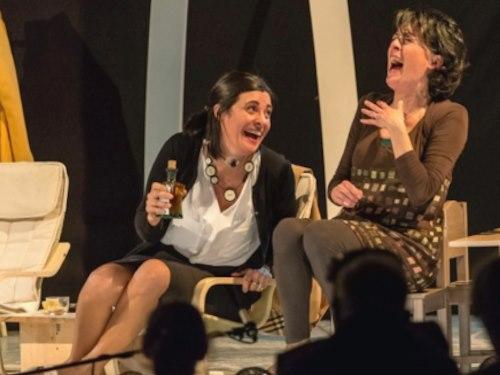 """La commedia """"Molto Piacere"""" al teatro Modus"""