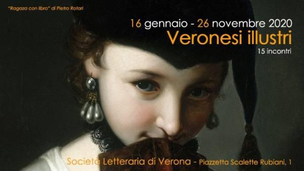 """Parte il secondo ciclo di incontri su """"Veronesi illustri in Europa e Verona centrale nella storia"""""""