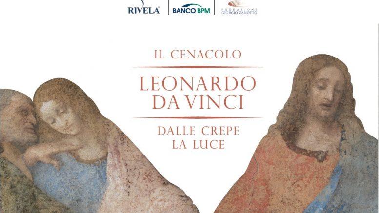 """Mostra fotografica """"Il Cenacolo di Leonardo Da Vinci. Dalle crepe la luce"""" al Palazzo Scarpa"""