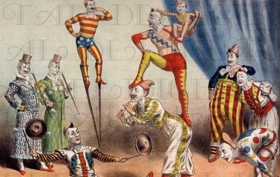Vuoi essere clown per un giorno?