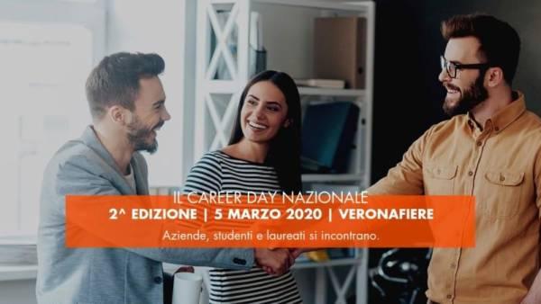 """Torna l'evento nazionale """"Lavoro Chiama Italia"""" presso Veronafiere"""