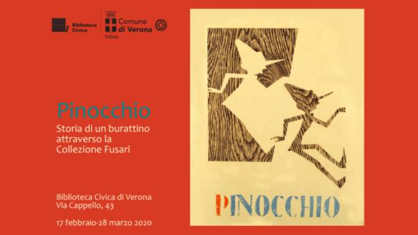 Un articolato programma di eventi dedicati a Pinocchio e alla fortuna editoriale dell'opera di Carlo Collodi