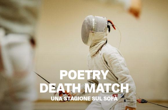 Poetry Death Match al Chiostro di Sant'Eufemia
