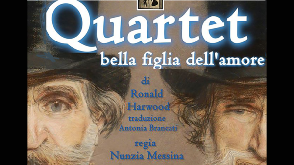 """""""Quartet"""" va in scena presso la Corte Ovest dell'ex Arsenale militare"""