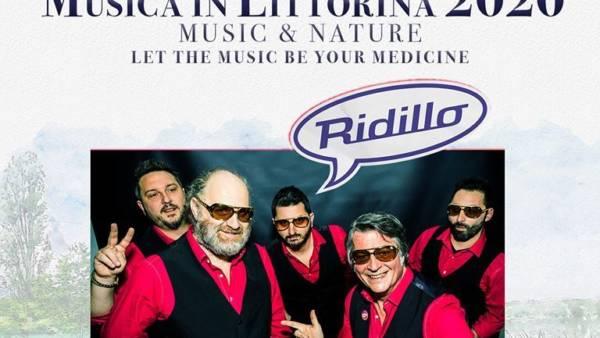 """I Ridillo alzano il sipario sull'edizione 2020 di """"Musica in Littorina"""""""