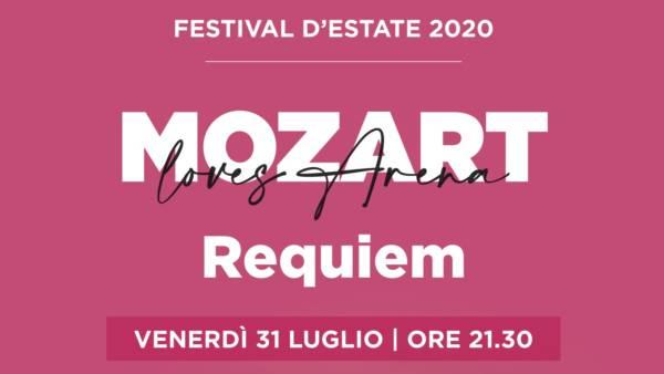 Il Requiem di Mozart per la prima volta all'Arena dedicato a tutte le vittime veronesi del Covid-19