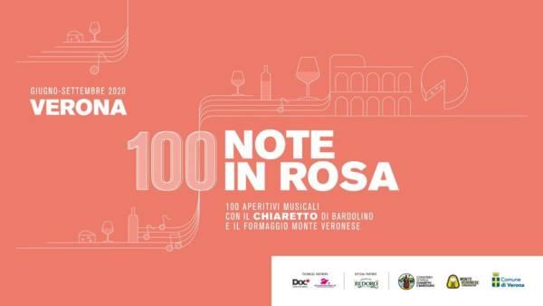 A Verona riparte la musica con 100noteinrosa!