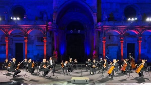 Le Otto Stagioni dell'Ensemble dell'Orchestra Filarmonica Italiana al Teatro Ristori