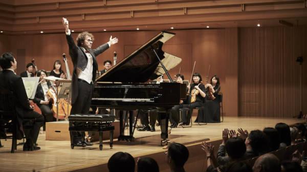 A Mozzecane la freschezza del Mozart giovanile e il violino di Mendelssohn