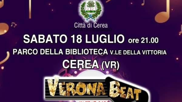 """""""Verona Beat in Tour 2020"""" a Cerea"""
