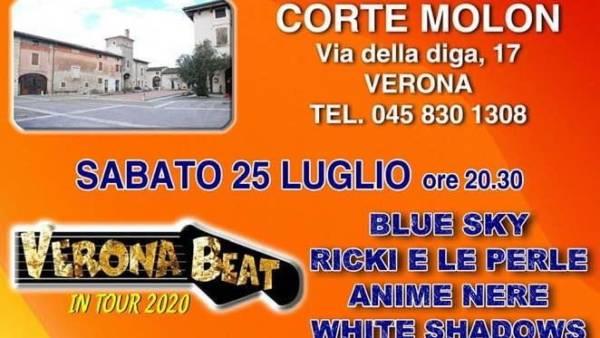 """Terza tappa della storica e popolare kermesse """"Verona Beat in Tour"""""""