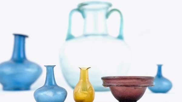 Il fascino dei vetri romani al Museo Archeologico al Teatro Romano