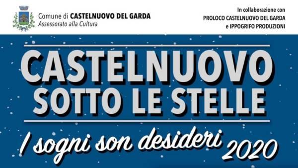 Tre serate sotto le stelle a Castelnuovo del Garda