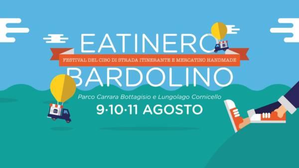 """Arriva a Bardolino """"Eatinero"""" il festival del cibo di strada e dell'handmade"""
