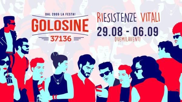 """9 giorni da passare insieme per la nuova edizione del """"Golosine 37136"""""""