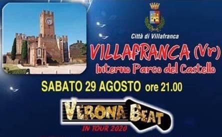 Due serate per il Verona Beat in Tour 2020
