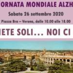 Giornata Mondiale Alzheimer