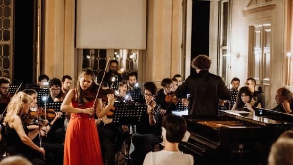 A Mozzecane si torna nel parco tra romanticismo e il mito di Euridice