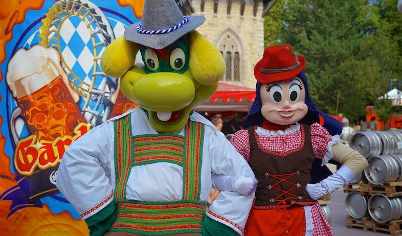 Ritorna il Gardaland Oktoberfest