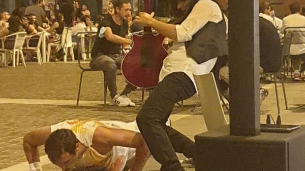 Una serata totalmente dedicata al mito di Freddie Mercury al Mura Festival