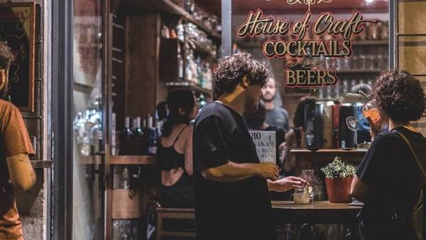 Cocktail bar Archivio