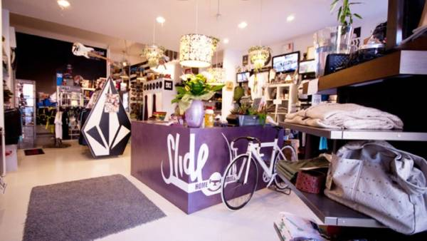 Slide Store