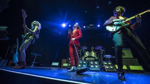 I Måneskin annunciano il loro concerto all'Arena di Verona